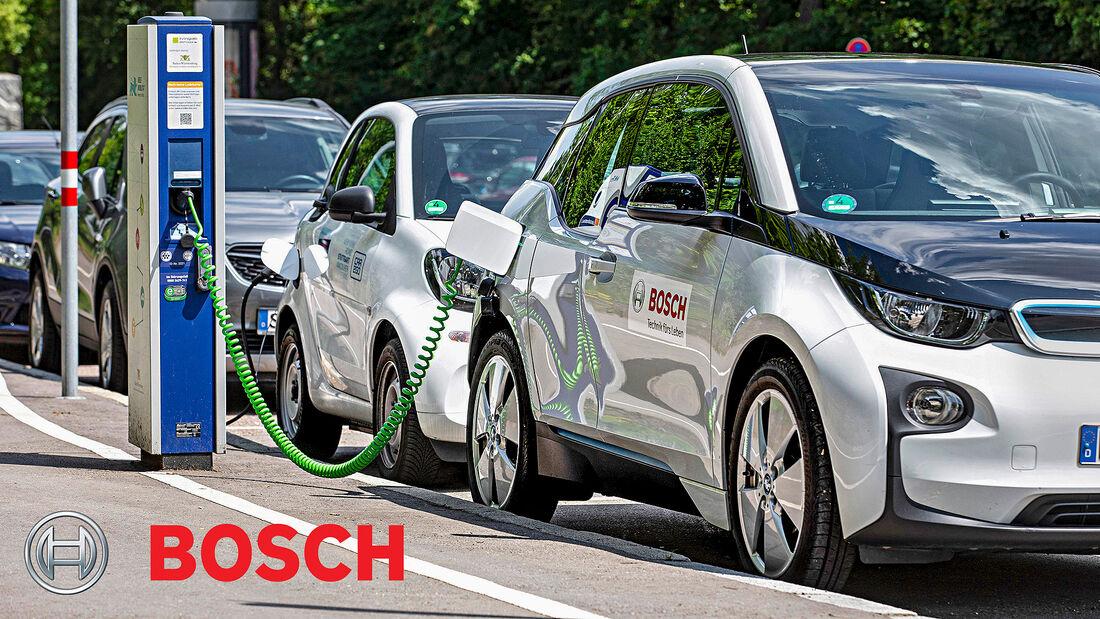 Bosch, Battery in the cloud