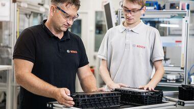 Bosch CATL Kooperation