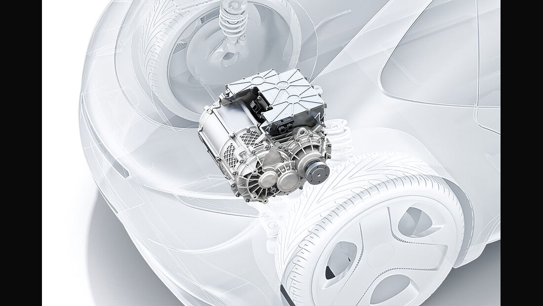 Bosch E-Achse