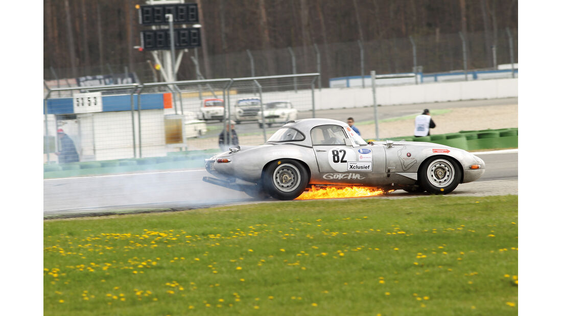 Bosch Hockenheim Historik, Jaguar E-Type