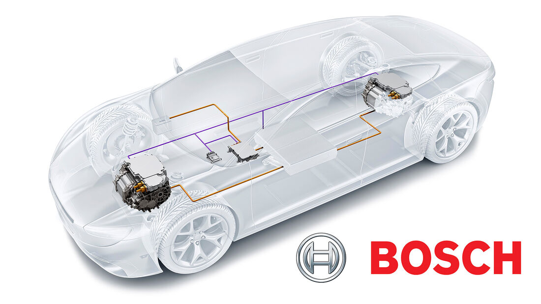 Bosch, Leistungselektronik