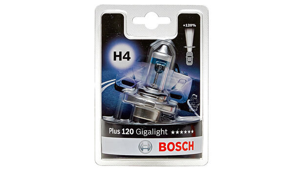 Bosch Plus 120 Gigalight H4