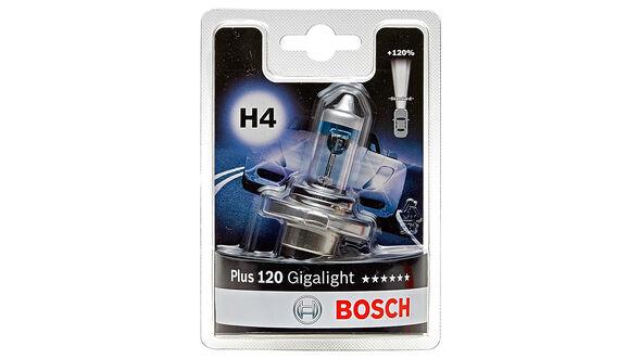 Bosch Plus 120 Gigalight H4
