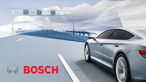 Bosch, Positionsbestimmung
