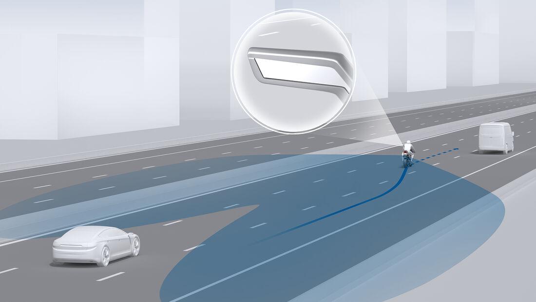 Bosch Radar-Warner, Sicherheitskampagne