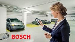 Bosch, Smartphone-Schlüssel