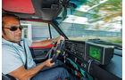 Bosch Travel Pilot, VW Golf GTI, Versuchsträger