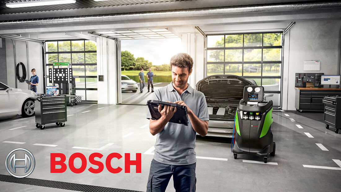 Bosch, Werkstatt
