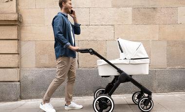 Bosch eStroller elektrischer Kinderwagen