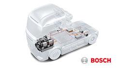 Bosch erklärt, Brennstoffzelle
