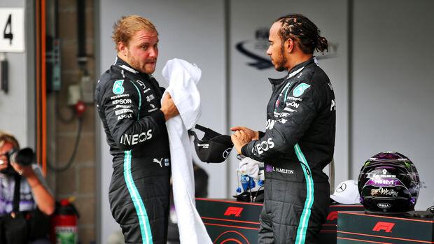 Bottas & Hamilton - GP Belgien 2020
