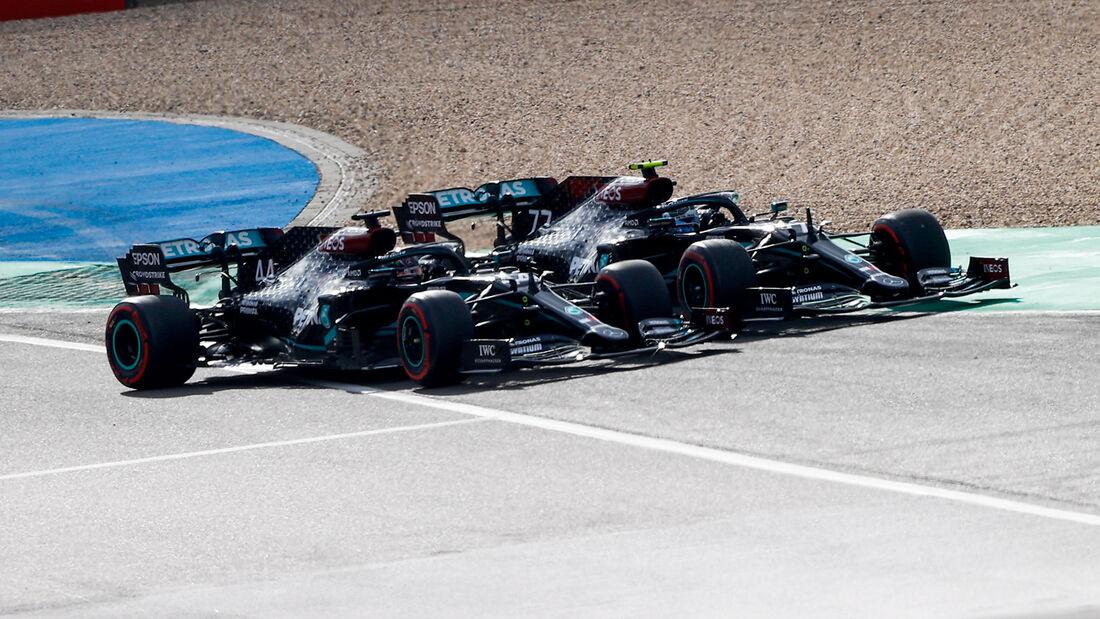 Bottas & Hamilton - GP Eifel - Nürburgring - Formel 1 - 2020