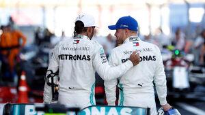 Bottas & Hamilton - GP Russland 2019