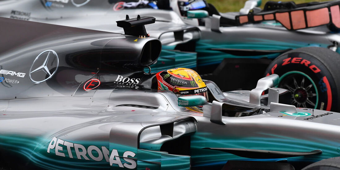 Bottas & Hamilton - Stats - GP Japan 2017
