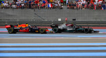 Bottas & Verstappen - Formel 1 - GP Frankreich 2021
