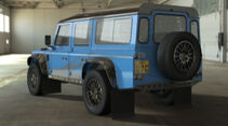 Bowler Motors Project CSP 574 Land Rover Defender Nachbau