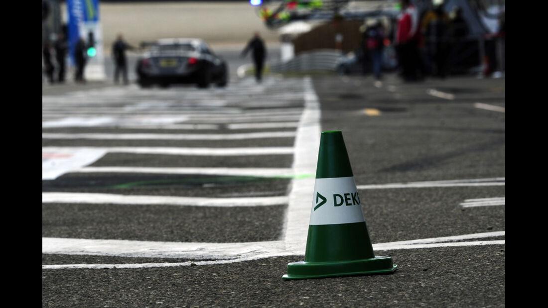 Boxengasse DTM Zandvoort 2011
