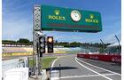 Boxengasse - Formel 1 - GP Deutschland - Hockenheim - 17. Juli 2014