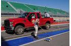 Boxengasse - Formel 1 - GP Kanada - 7. Juni 2012