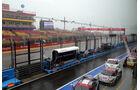 Boxengasse - Formel 1 - GP Singapur - 21. September 2012