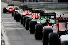 Boxengasse - GP Malaysia 2014