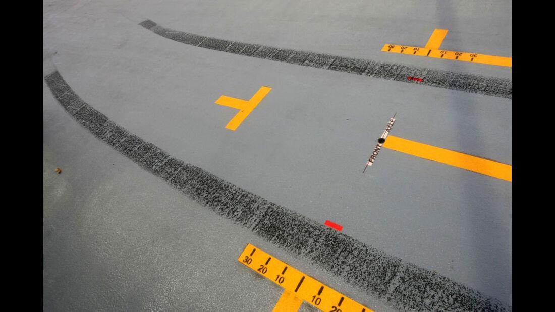 Boxengasse - GP Singapur - 23. September 2011