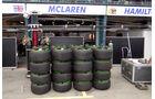 Boxengasse - Impressionen - GP Australien - 14. März 2012