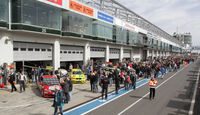 Boxengasse, VLN Langstreckenmeisterschaft Nürburgring 28-4-2012