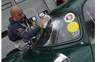 Boxenstop beim AvD Oldtimer Grand-Prix 2010