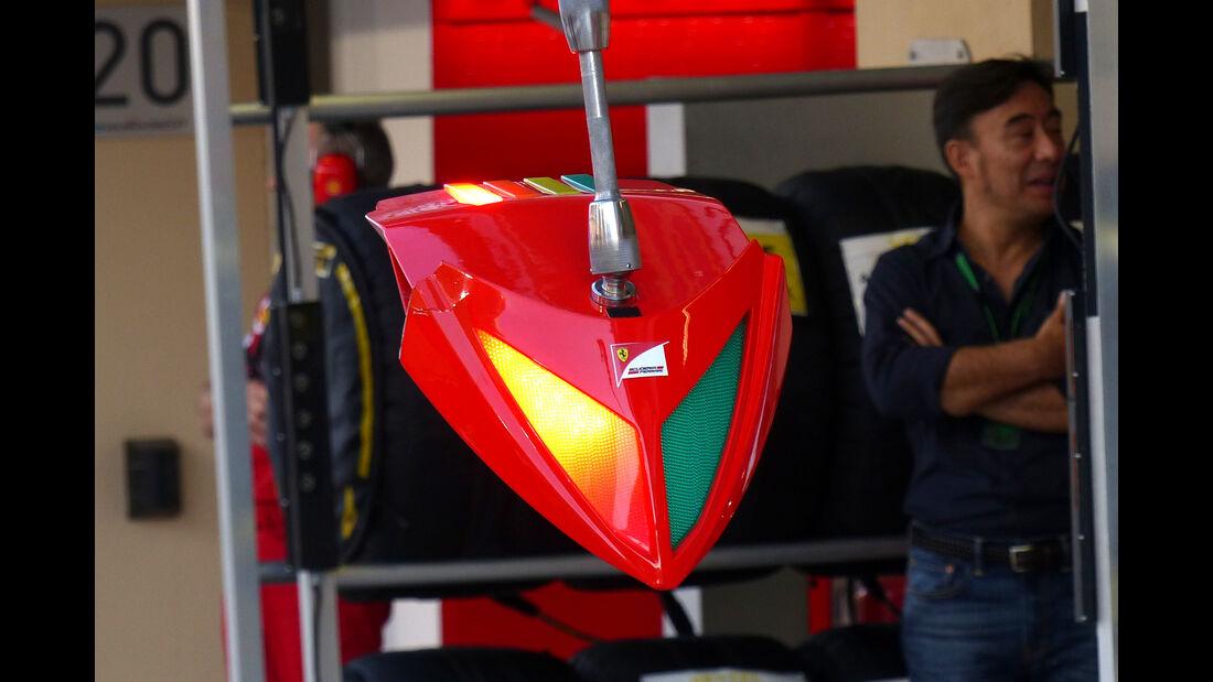 Boxenstopp - Ampel - Formel 1