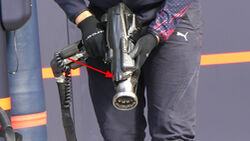 Boxenstopp-Equipment - F1-Schlagschrauber 2021