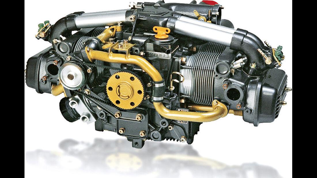 Boxer-Flugmotoren