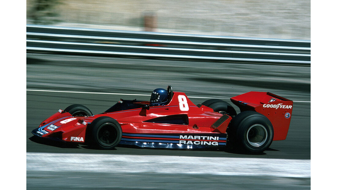 Brabham Alfa Romeo Stuck 1977 Martini Racing