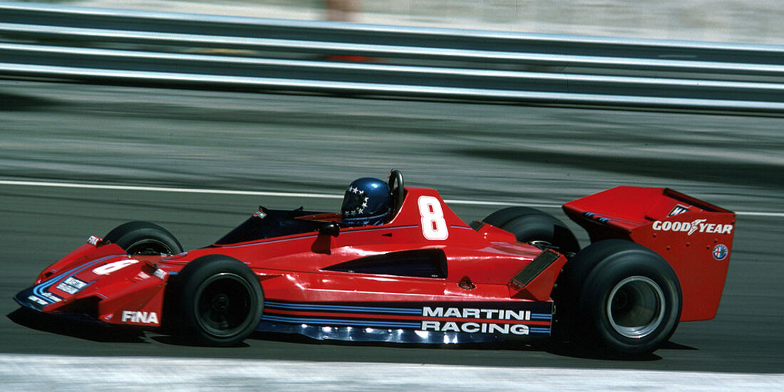 Brabham Alfa Romeo Stuck 1977 Martini Racing