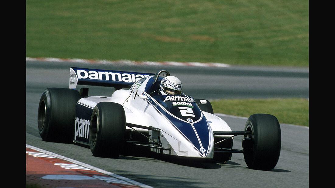 Brabham-BMW BT50 Turbo