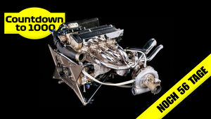 Brabham-BMW BT52 - BMW-Vierzylinder-Turbo
