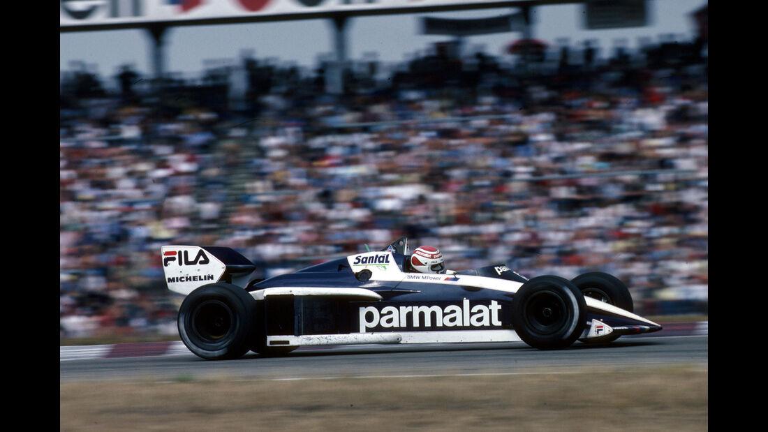 Brabham-BMW BT52B - Nelson Piquet - GP Deutschland 1983 - TurboFormel 1