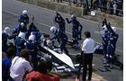 Brabham-BMW BT52B Turbo - Nelson Piquet - GP England 1983 - Silverstone - Formel 1