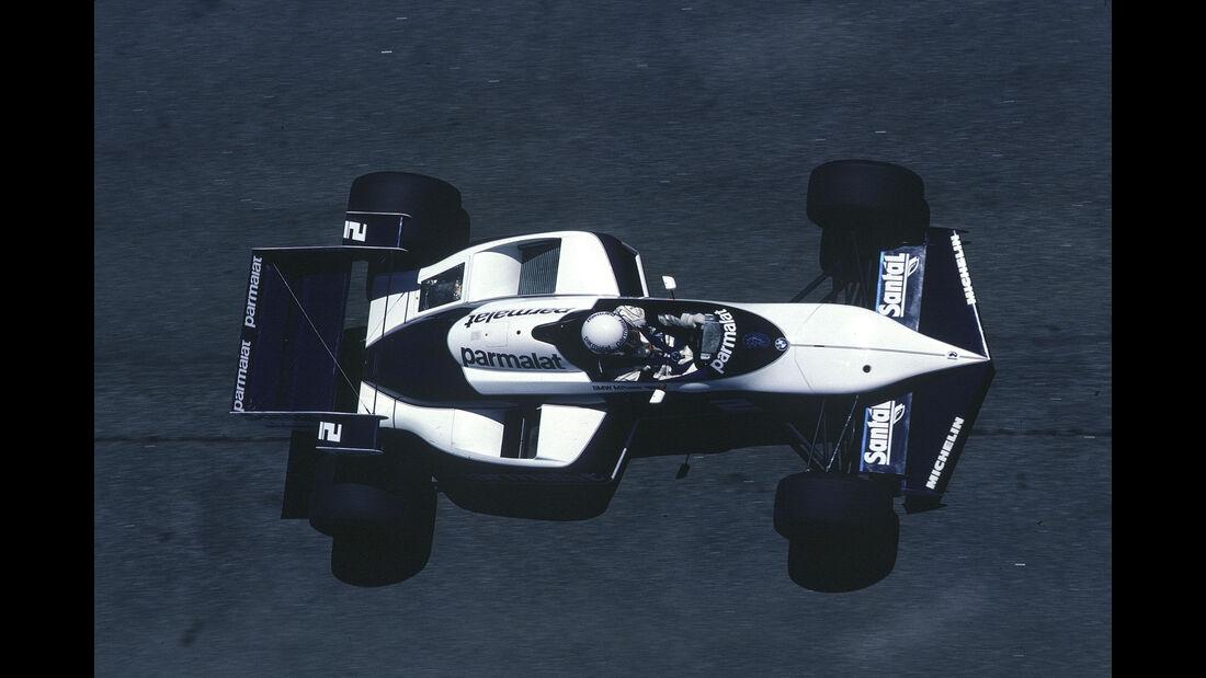 Brabham-BMW BT53 Turbo - Teo Fabi - GP Brasilien 1984 - Formel 1