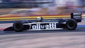 Brabham BMW - Riccardo Patrese - 1986