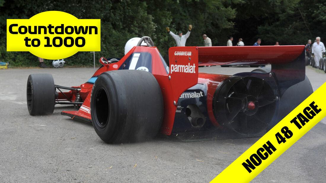 Brabham BT46 - Fan-Car - Goodwood 2017