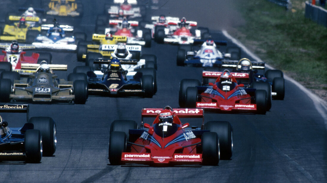 Brabham BT46 Fan Car - Verrückte Formel 1-Ideen