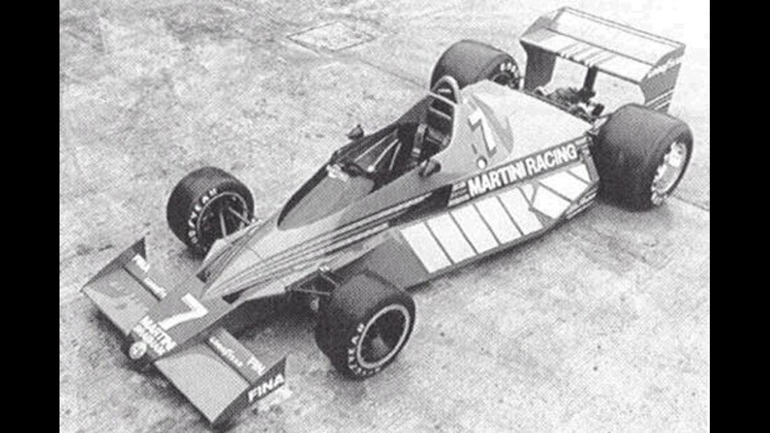 Brabham BT46 - Verrückte Formel 1-Ideen