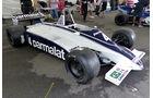 Brabham BT49 C - F1 Grand Prix-Klassiker - GP Singapur 2014
