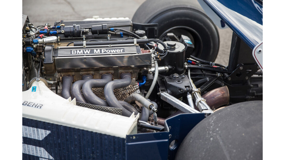 Brabham BT52 - Legends Parade - GP Österreich 2015