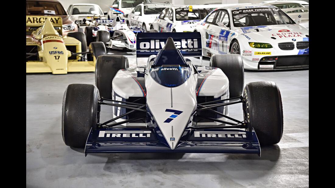 Brabham BT54 - Baujahr 1985 - Formel 1 - Rennwagen - BMW Depot