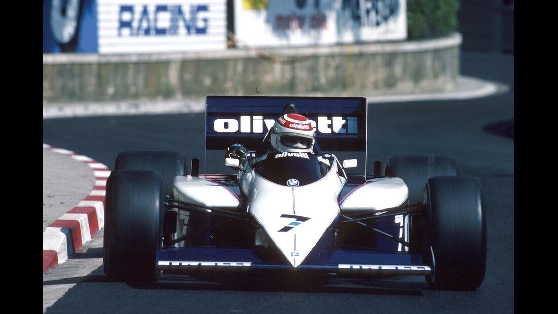 Brabham BT54 - Formel 1 1985
