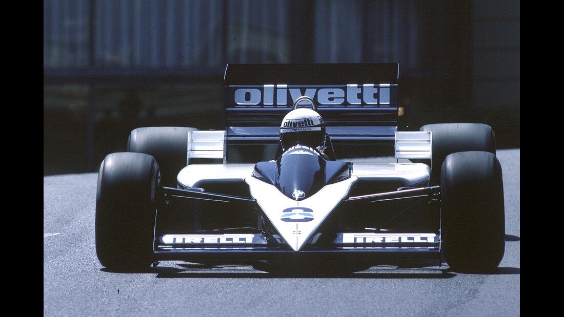 Brabham BT55 - Verrückte Formel 1-Ideen