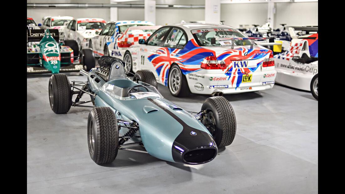 Brabham BT7 Rekordwagen - Baujahr 1965 - Rennwagen - BMW Depot