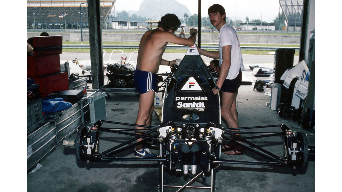 Brabham - GP Brasilien 1983 - Formel 1